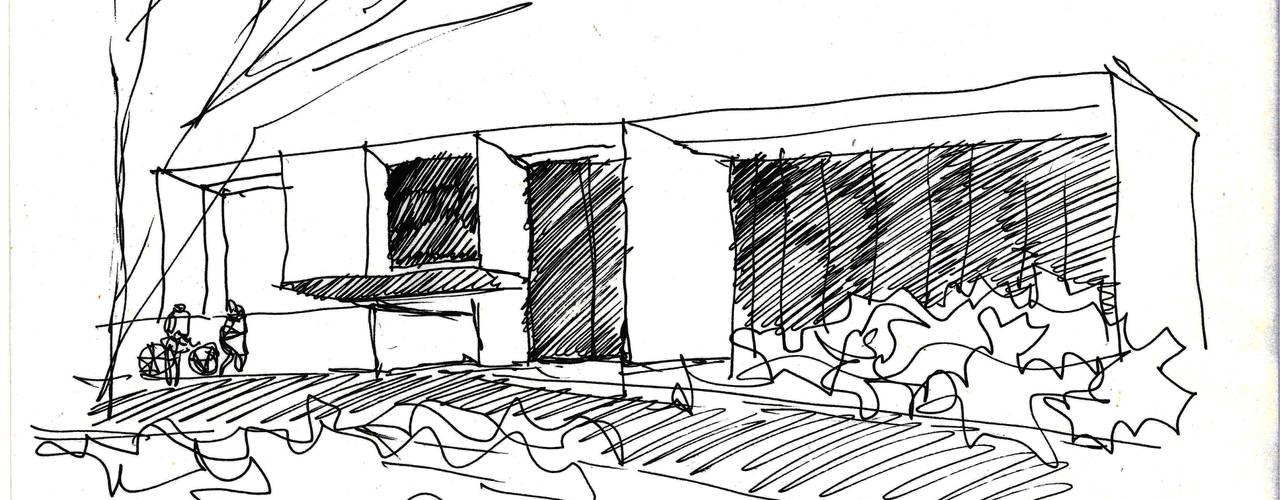 RESIDÊNCIA - BRASILIA por Carlos Bratke Arquiteto