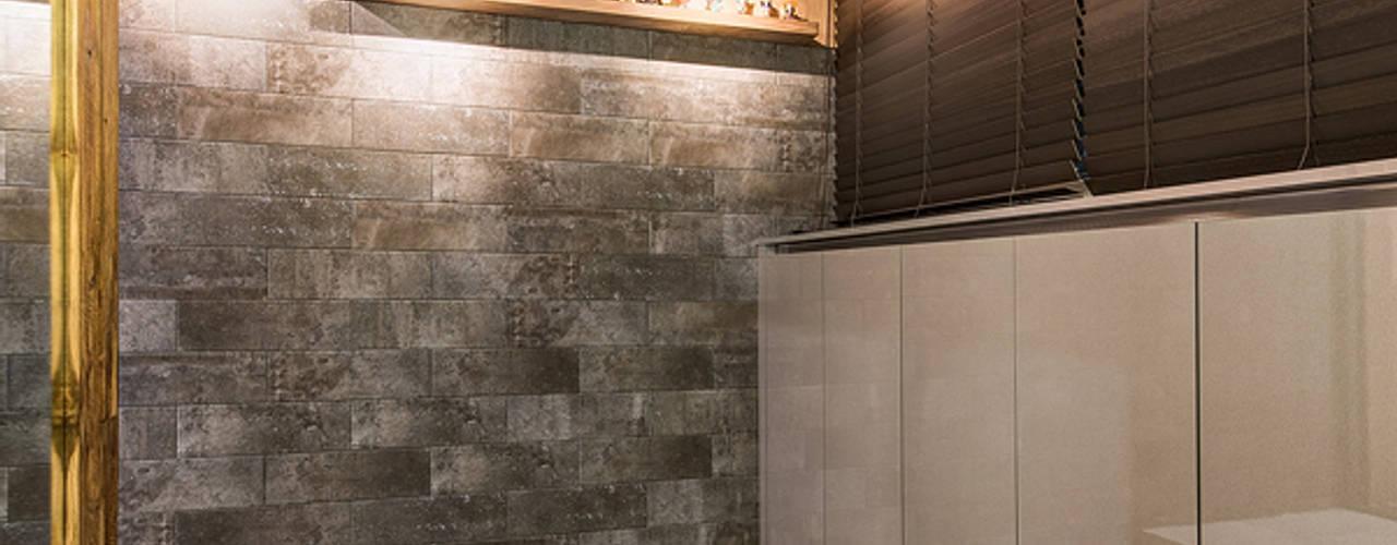 الممر الحديث، المدخل و الدرج من 아르떼 인테리어 디자인 حداثي