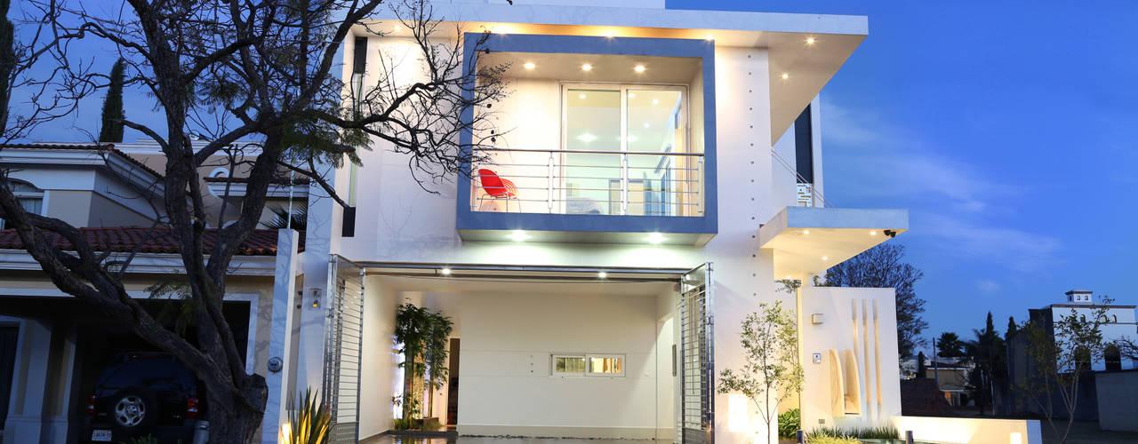 บ้านและที่อยู่อาศัย by arketipo-taller de arquitectura