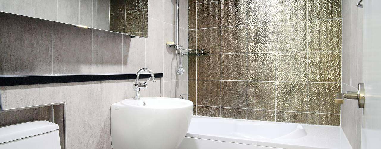 浴室 by B&G 인테리어