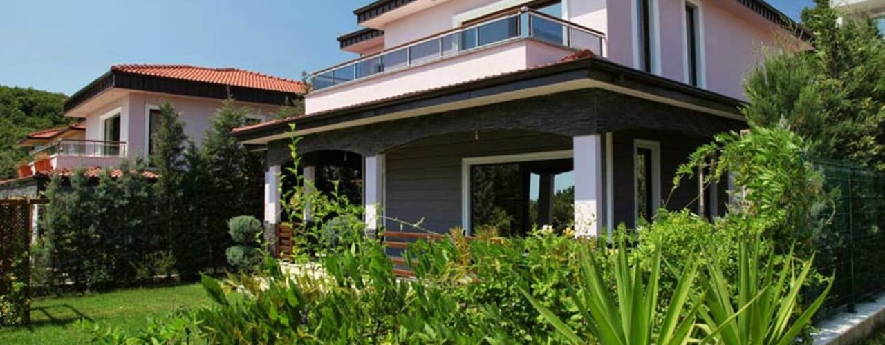 CCT INVESTMENTS – CCT 175 Villa Project in Yalova:  tarz Evler