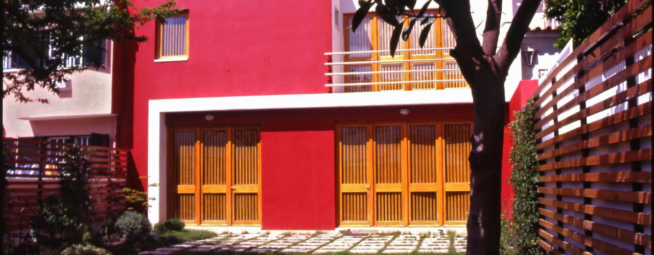 Casa no Restelo Borges de Macedo, Arquitectura. Casas modernas