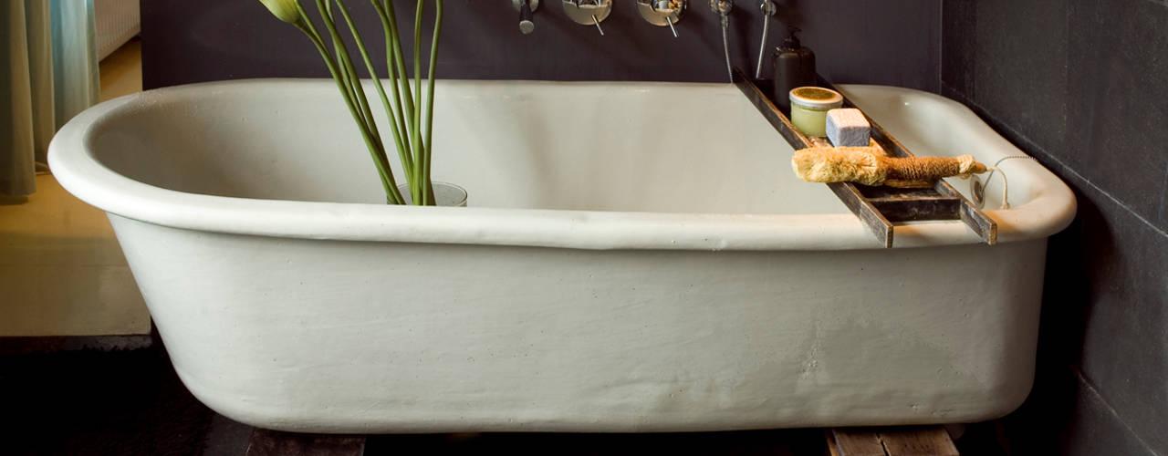 Baltic Design Shop Eclectic style bathroom Grey