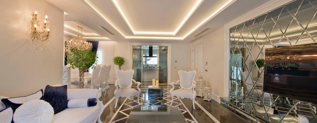 Living room by VRLWORKS