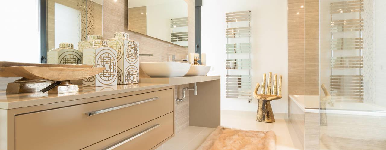 Ванная комната в стиле модерн от homify Модерн