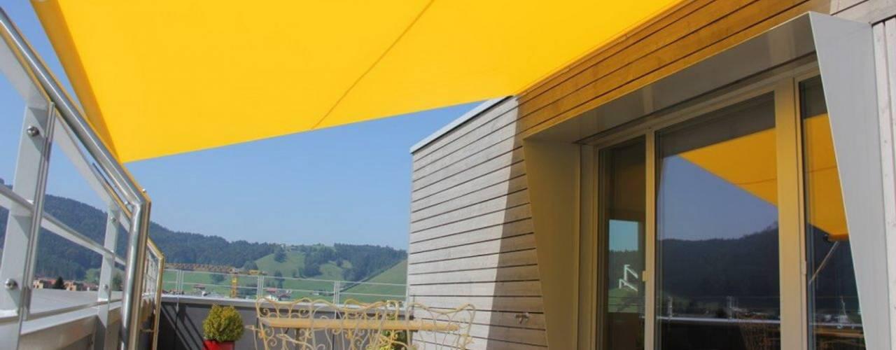 Textile Sonnenschutz- Technik โรงเรียน