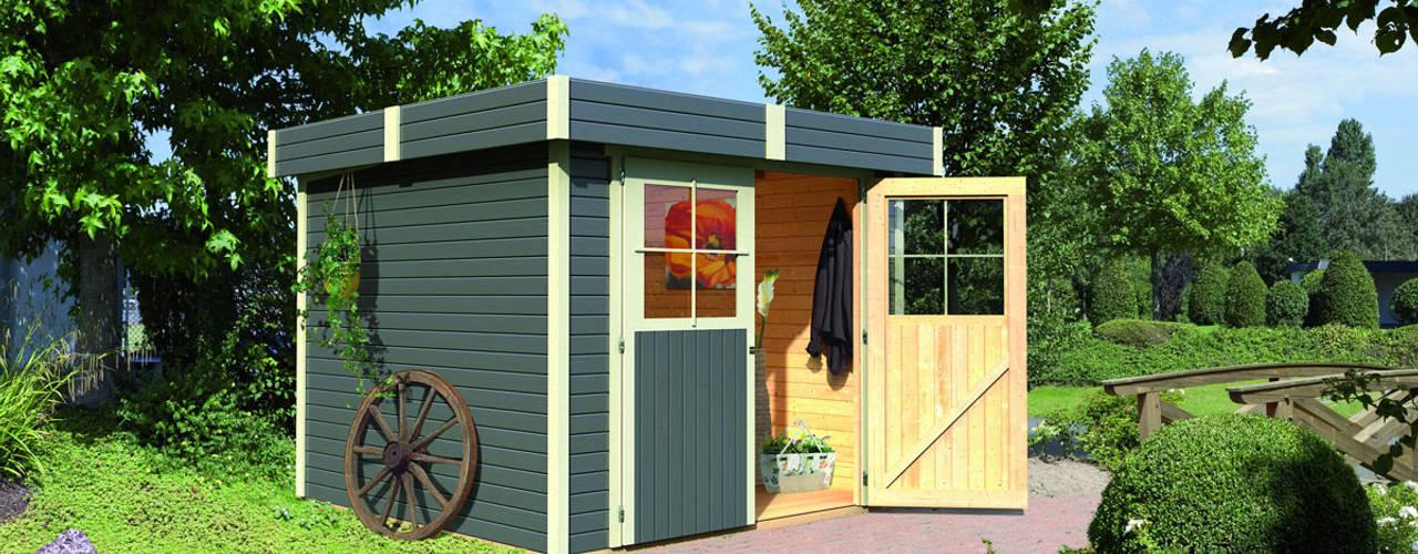 Gartenhaus2000 GmbH Garasi Klasik