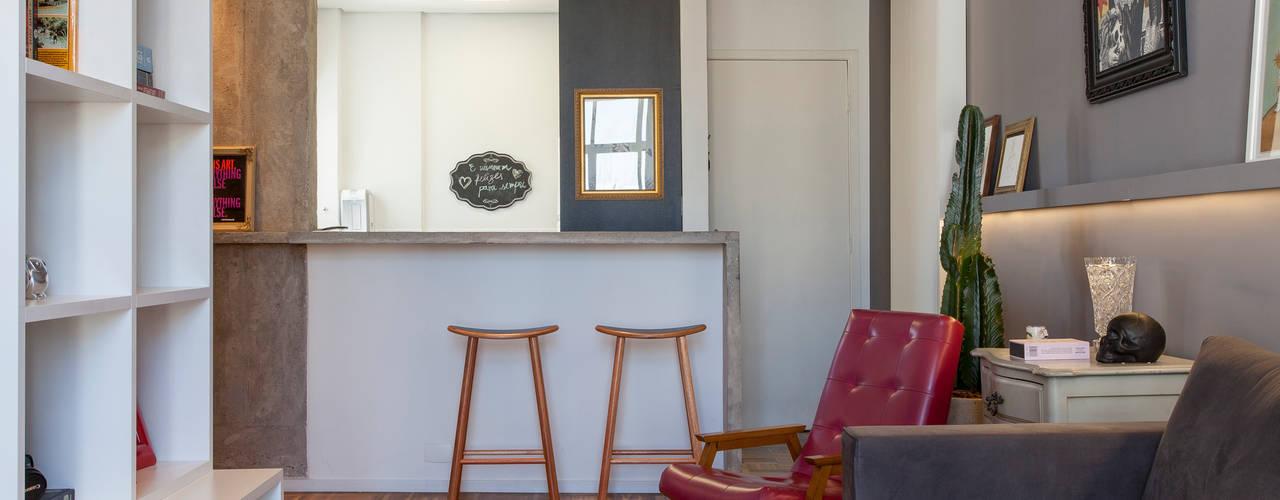 Tria Arquitetura Living room