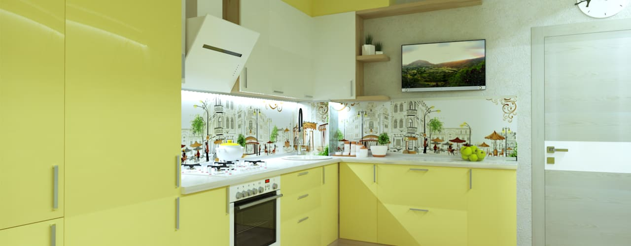 Tropical style kitchen by SKILL Tropical