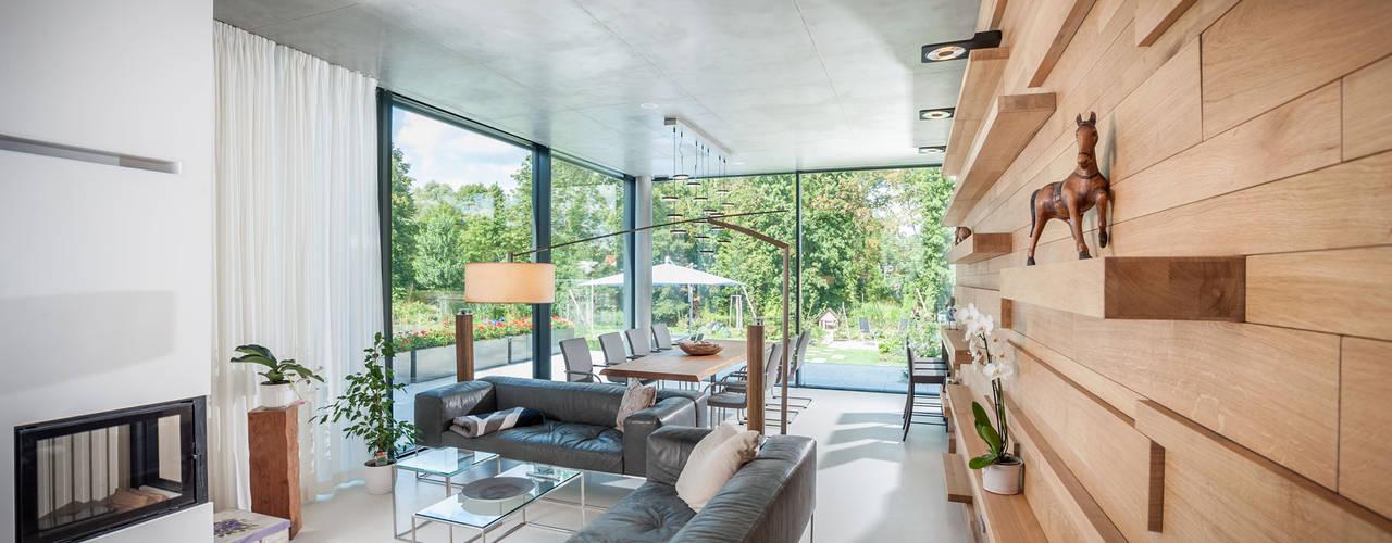 Salones modernos de Sehw Architektur Moderno