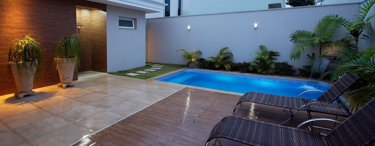 Luciano Esteves Arquitetura e Design Klassische Pools