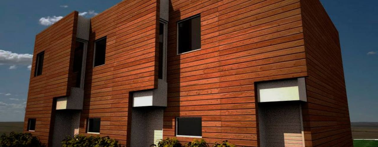 by AHA! Arquitectura