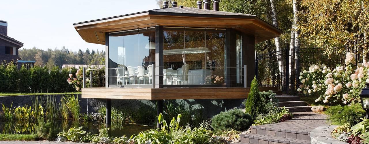 Maisons de style de style Classique par ARCHDUET&DA