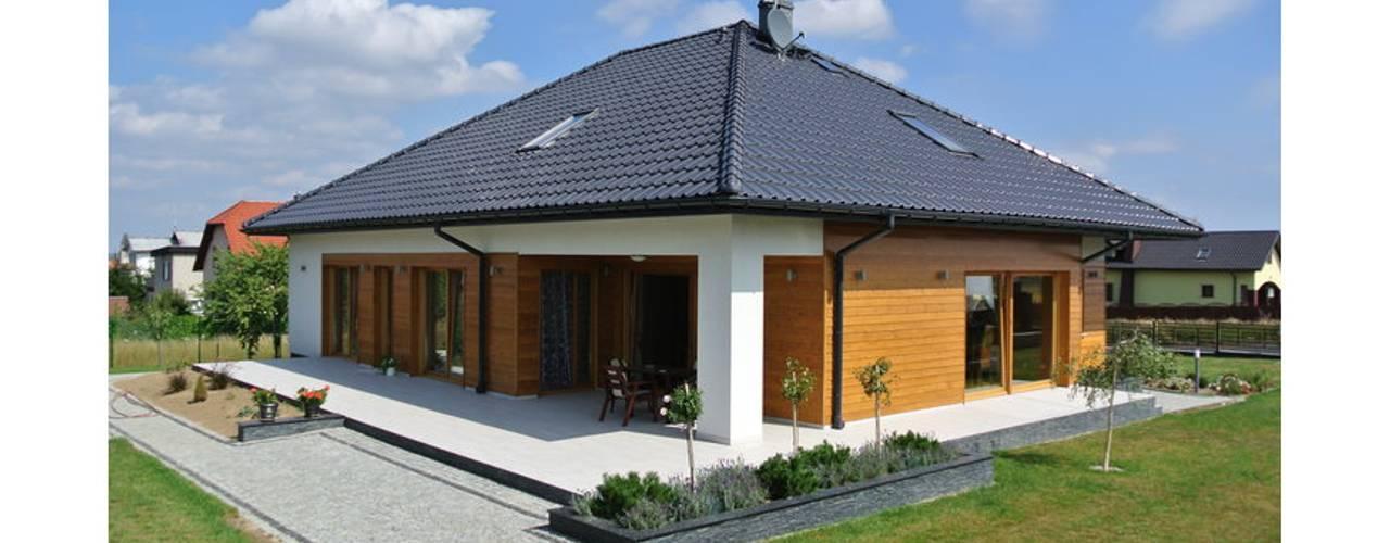 Huizen door Pracownia Projektowa ARCHIPELAG,