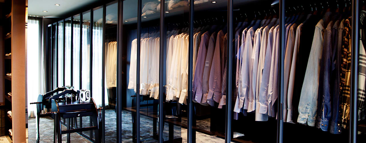 Closets de estilo moderno de Kerim Çarmıklı İç Mimarlık Moderno