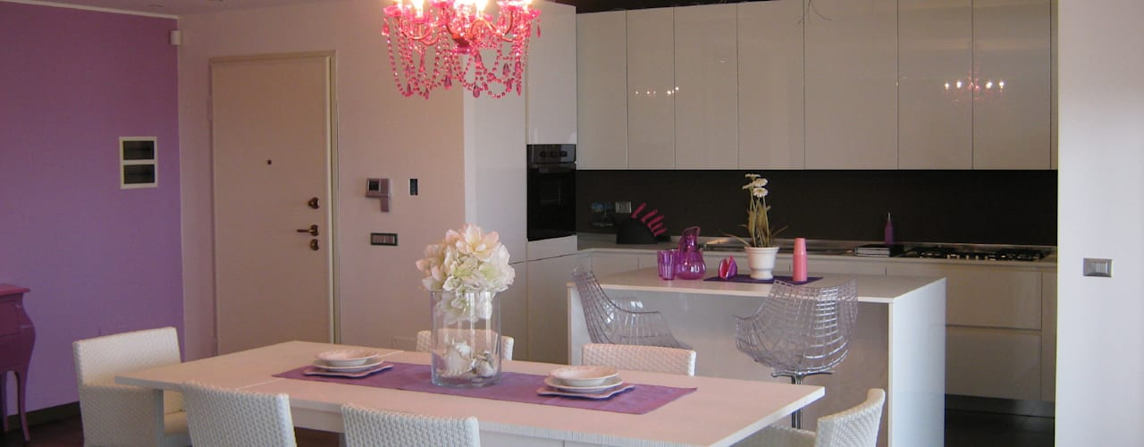 Modern Living Room by Giuseppe Rappa & Angelo M. Castiglione Modern