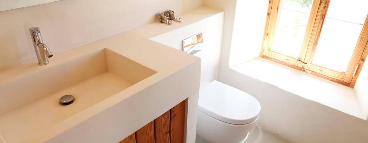 5 idee favolose per ristrutturare il bagno con il cemento - Idee per ristrutturare il bagno ...