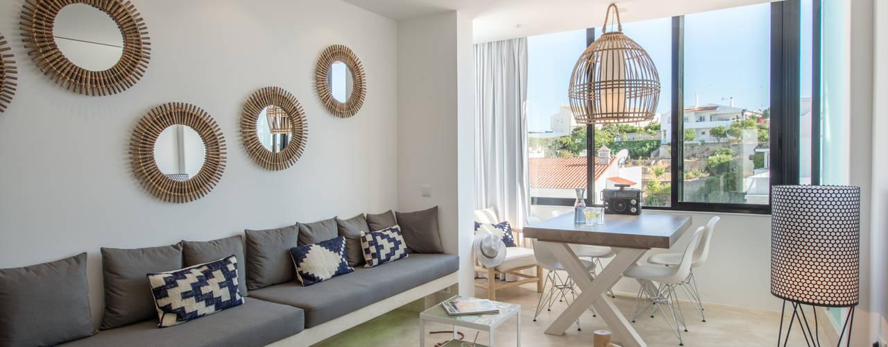 Living room by studioarte,