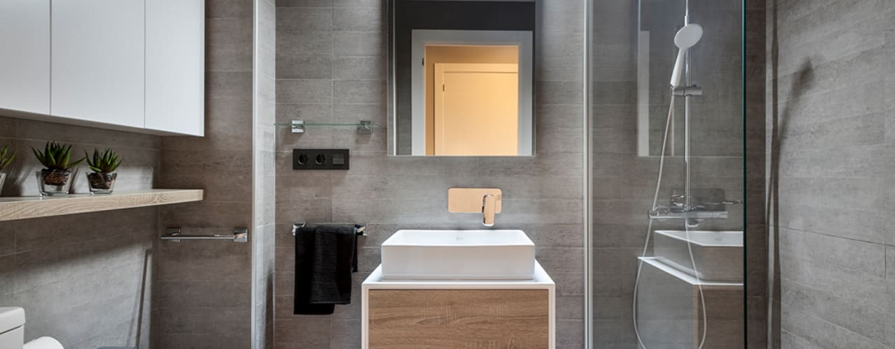 Bathroom by Dröm Living