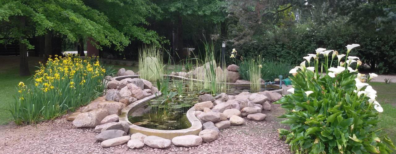 Moderne tuinen van LAS MARIAS casa & jardin Modern