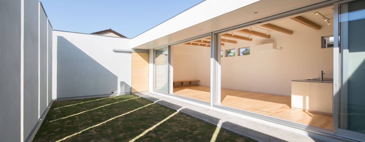 Garden by アトリエ24一級建築士事務所