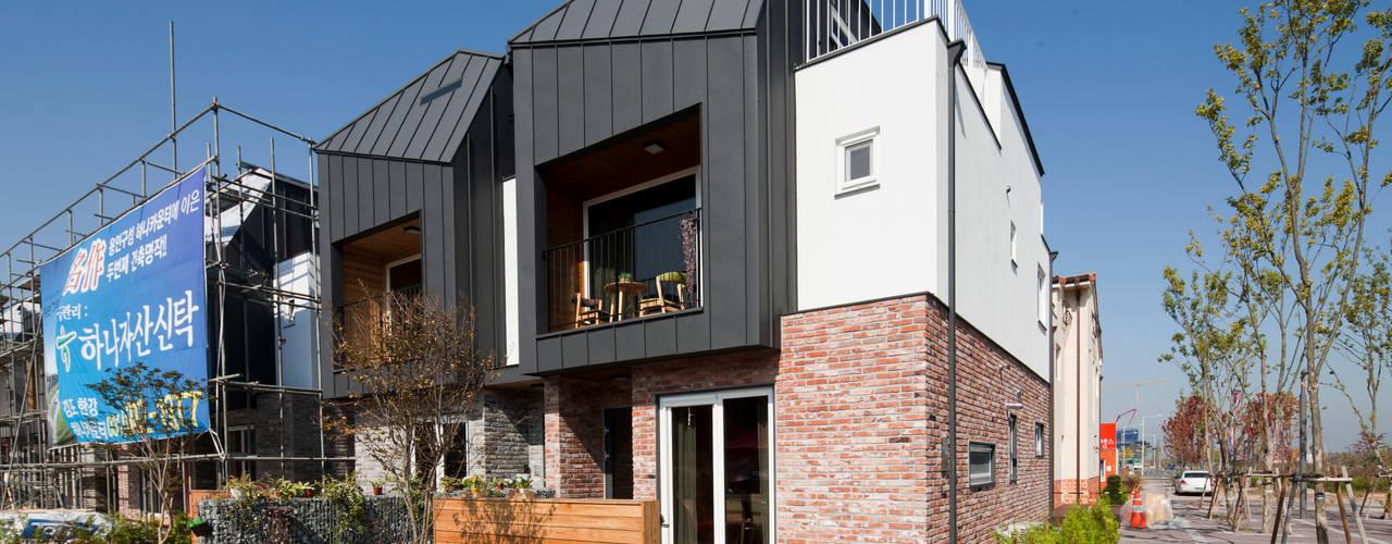 บ้านและที่อยู่อาศัย by 리슈건축