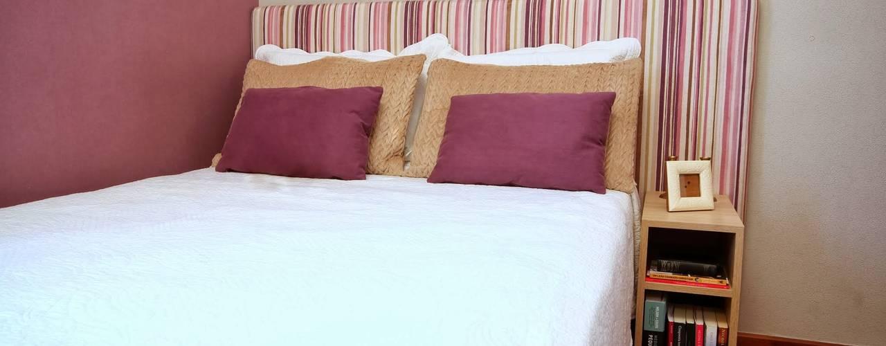 Dormitorios modernos de MeyerCortez arquitetura & design Moderno