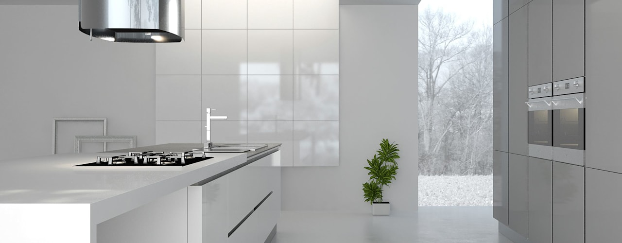 Minimalist walls & floors by Inmateria Minimalist