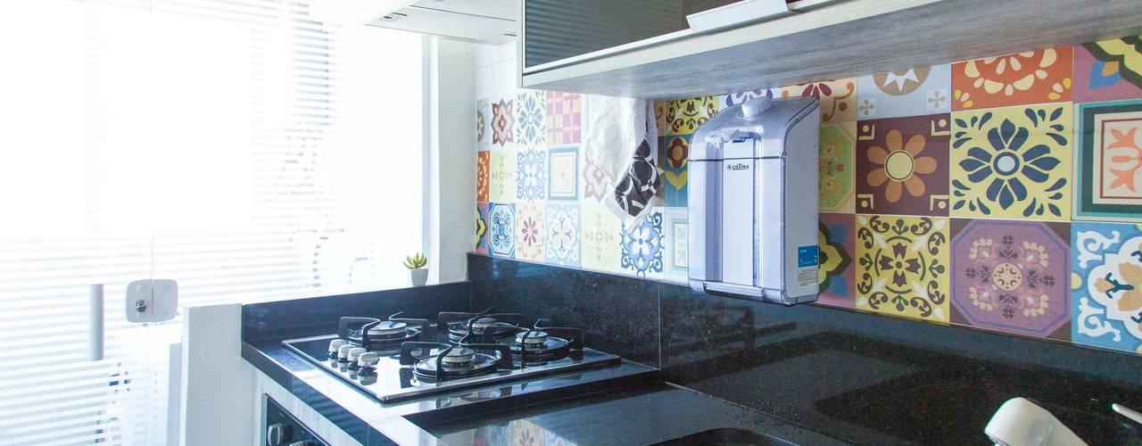 Cocinas de estilo  por Dunder Koch Arquitetura
