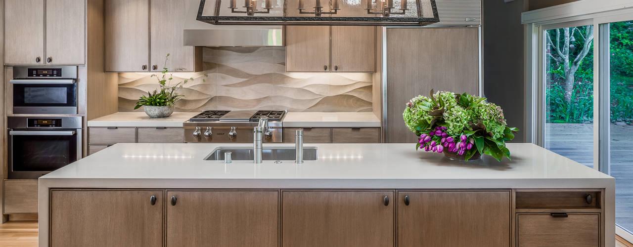 Cocinas de estilo  por Antonio Martins Interior Design Inc