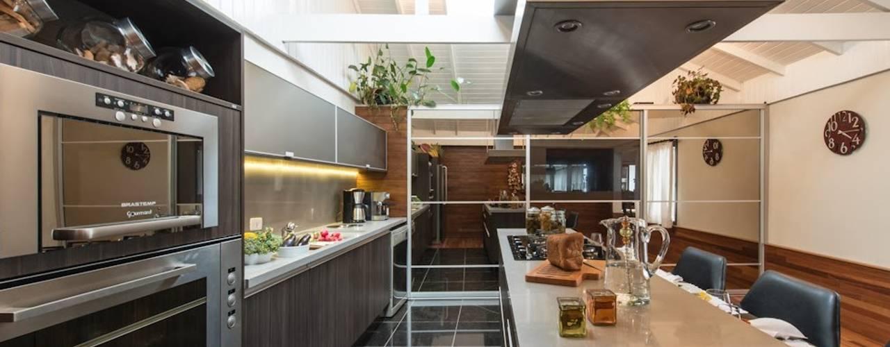 MF Interiores Modern kitchen