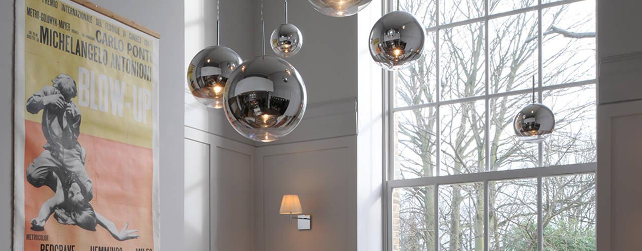 Salones de estilo  de Inglis Badrashi Loddo, Moderno