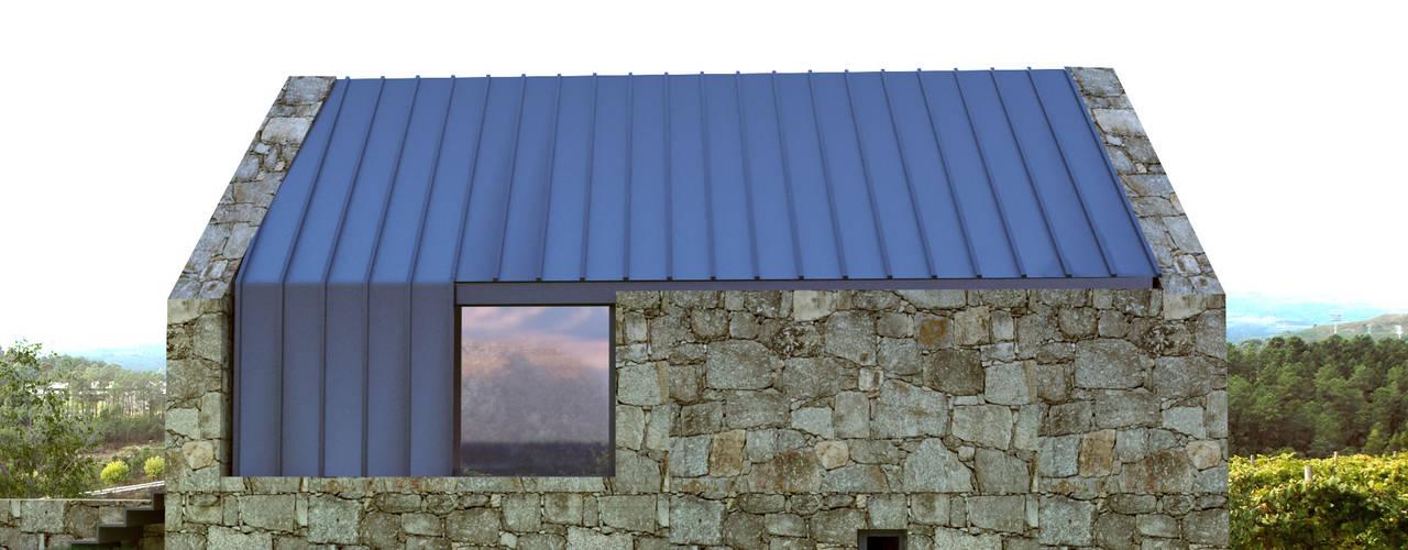 Casas de estilo  por Davide Domingues Arquitecto,