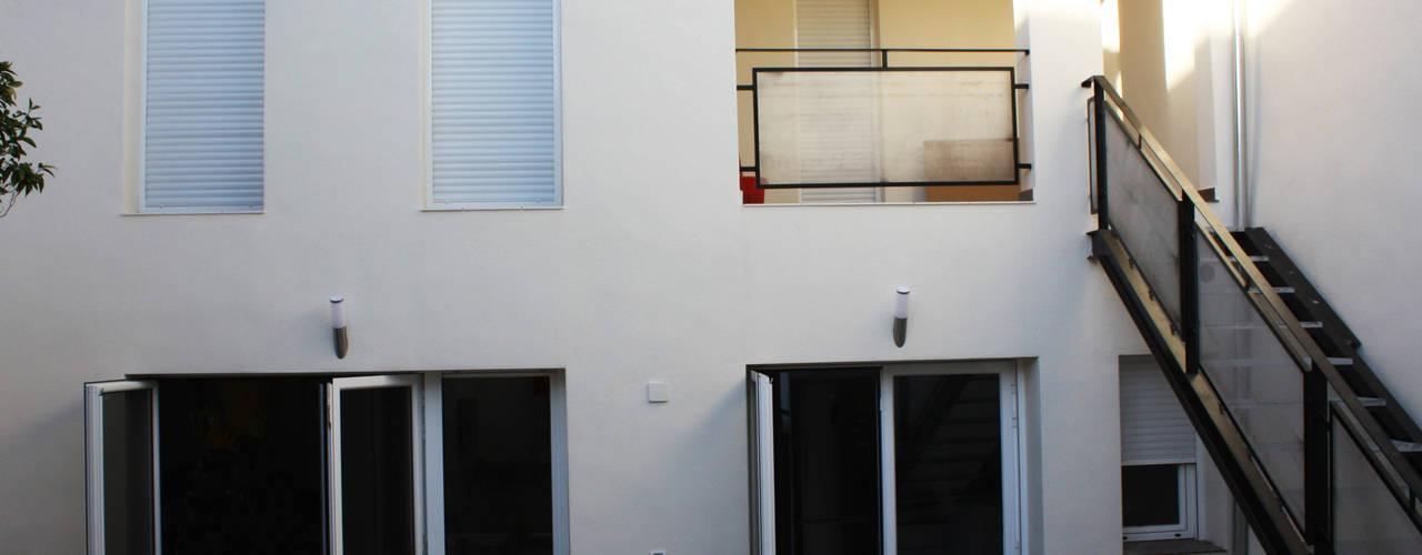 Vivienda F de Sánchez Terio Arquitectos Clásico