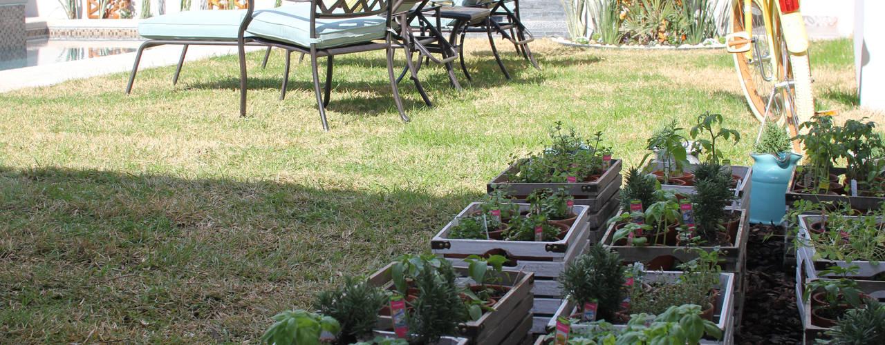 Ausgefallener Garten Von Lo Interior