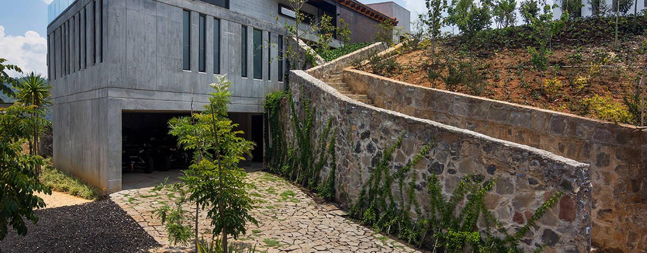 Casas de estilo rural de BURO ARQUITECTURA Rural