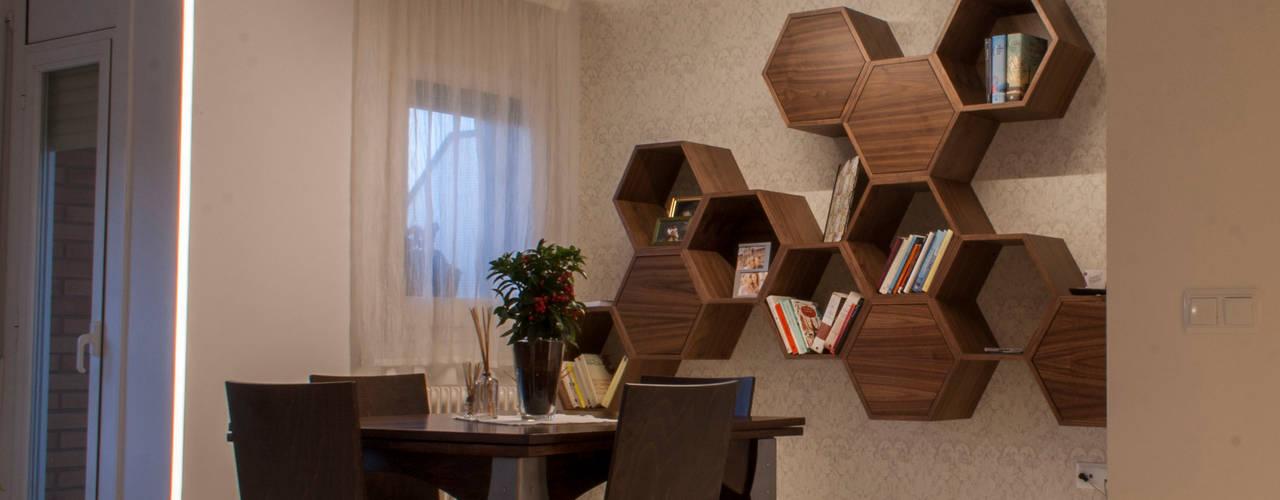 Moderne Esszimmer von Lavolta Modern