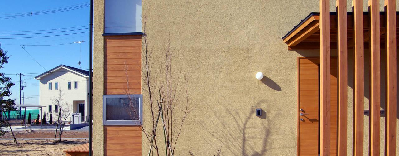 簡素居 ~つくばみらい市~ ミニマルな 家 の 環境創作室杉 ミニマル