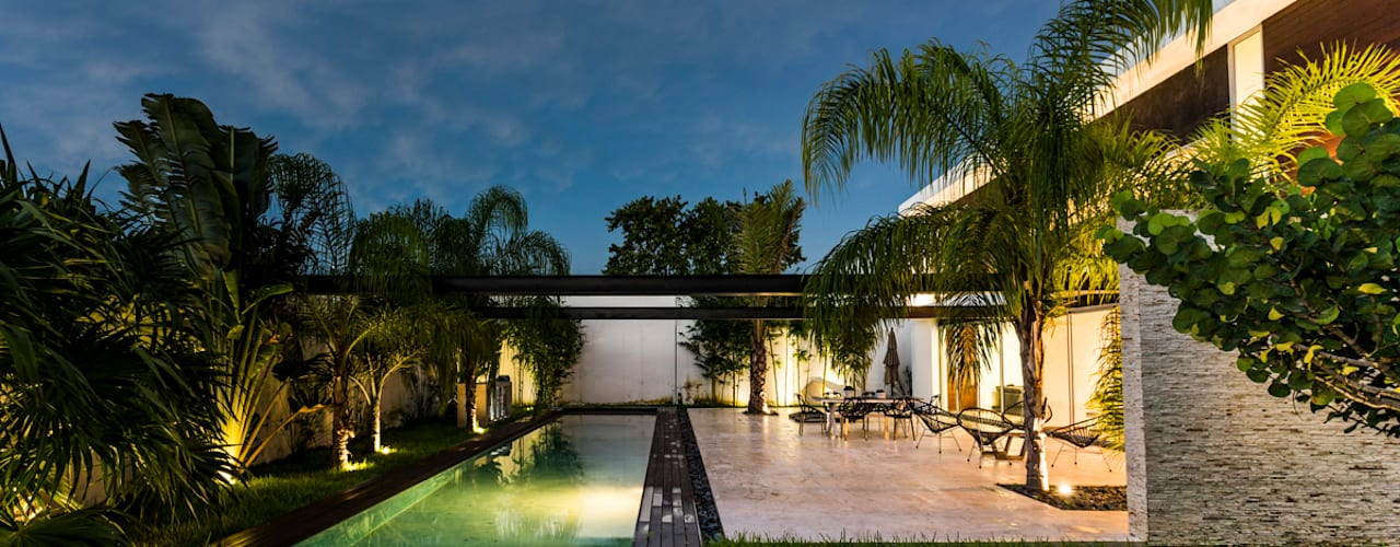 Pool by P11 ARQUITECTOS