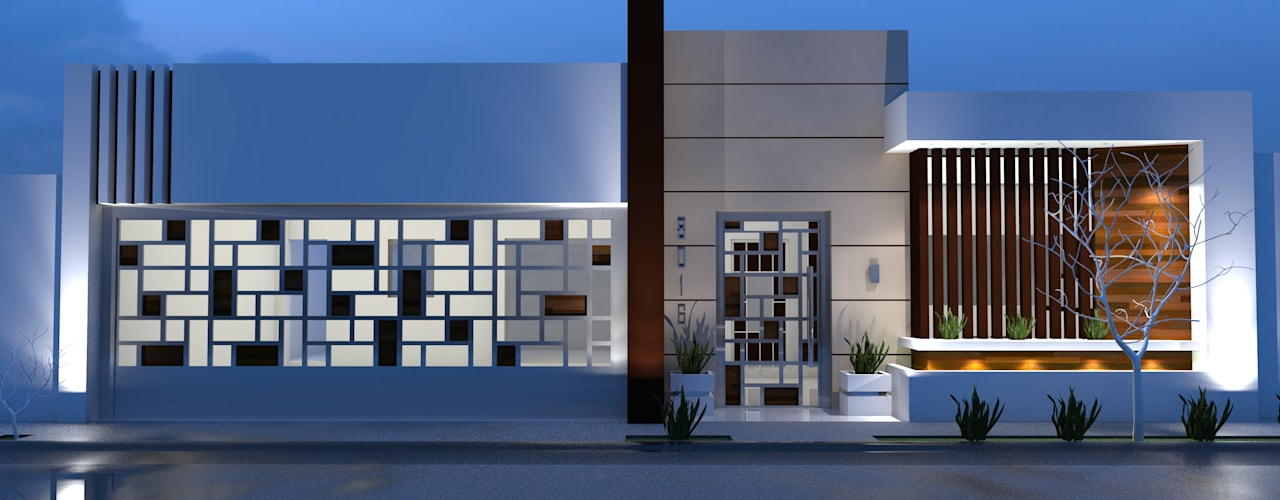 Houses by RJ Arquitectos