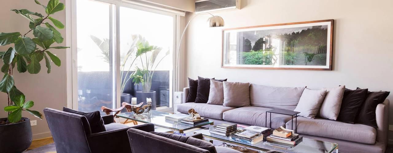 Moderne Wohnzimmer von ezequielabad Modern