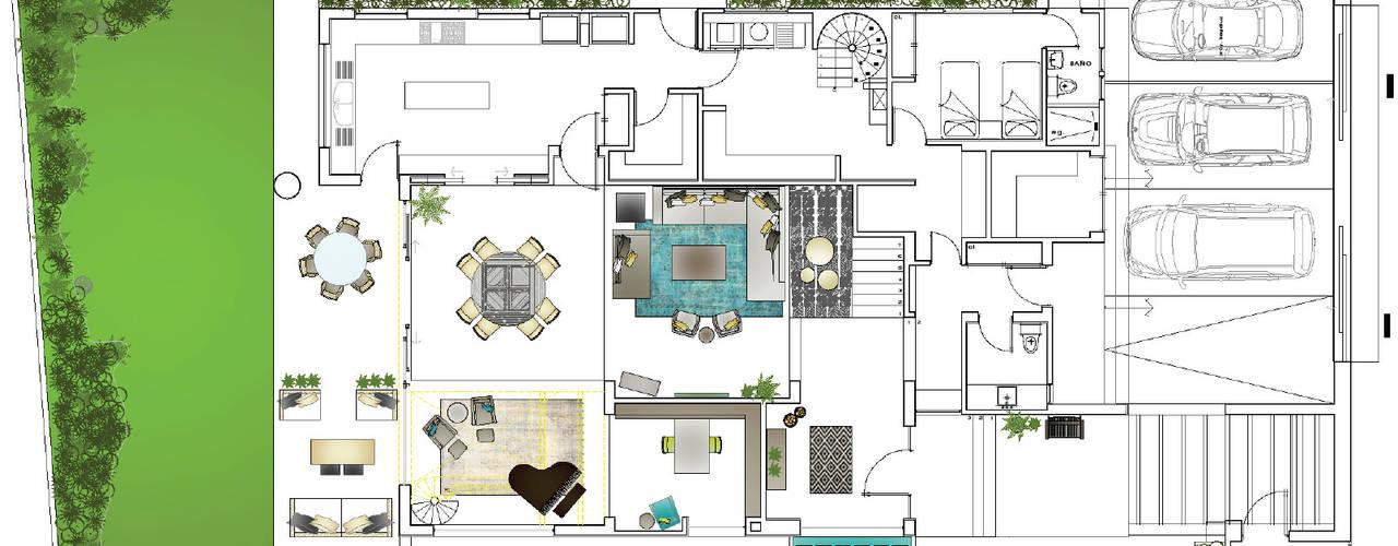 4 Casas Modernas Con Sus Planos Que Te Van A Encantar