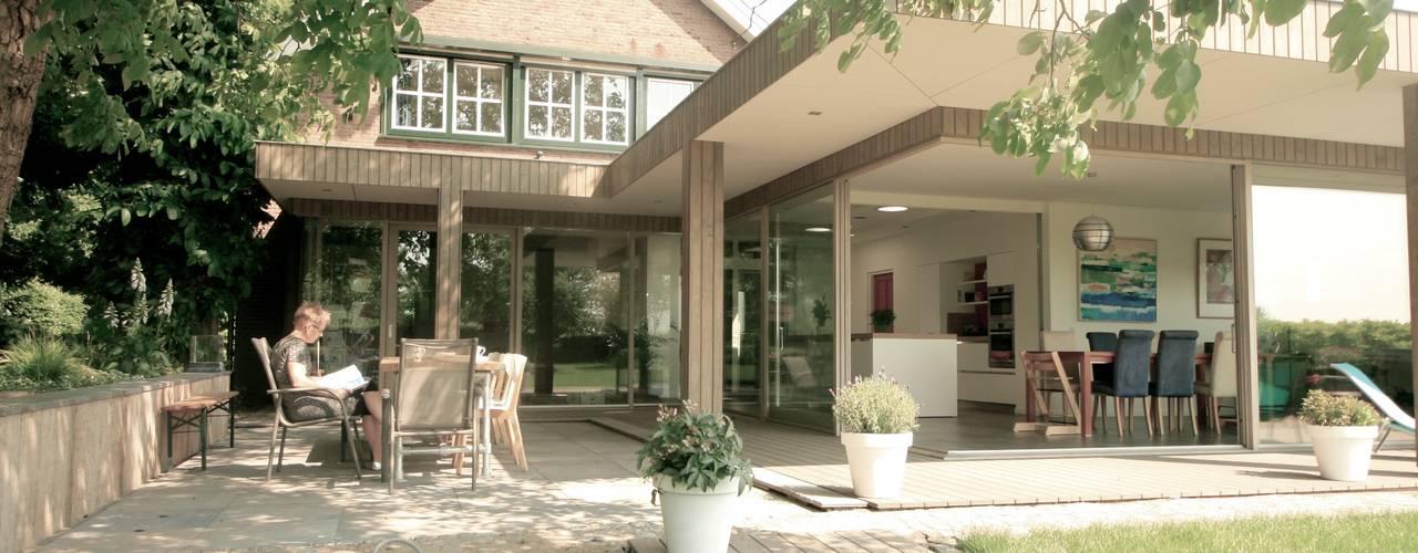 Projekty,   zaprojektowane przez ddp-architectuur