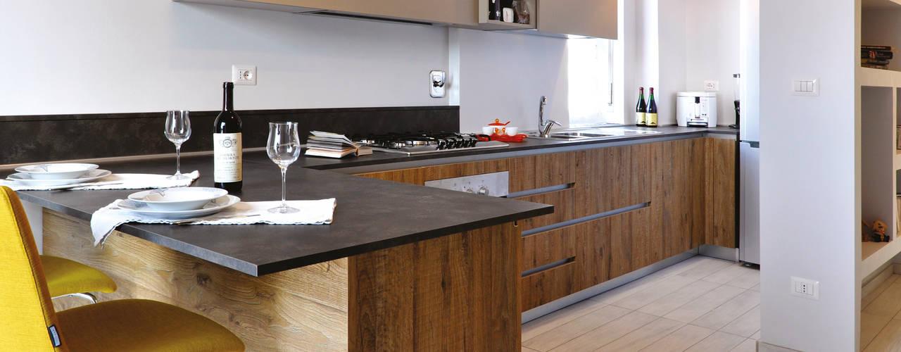 Kitchen by arCMdesign - Architetto Michela Colaone, Modern