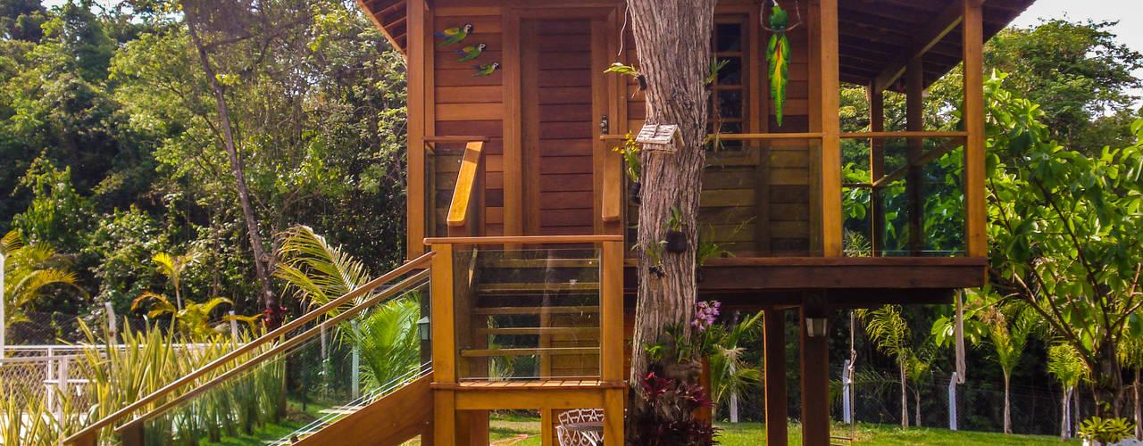 de CASA & CAMPO - Casas pré-fabricadas em madeiras