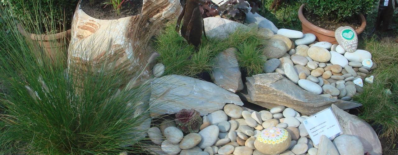 MM NATURSTEIN GMBHが手掛けた庭