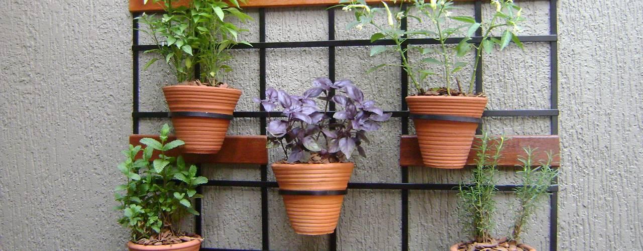 Eclectic style garden by MC3 Arquitetura . Paisagismo . Interiores Eclectic