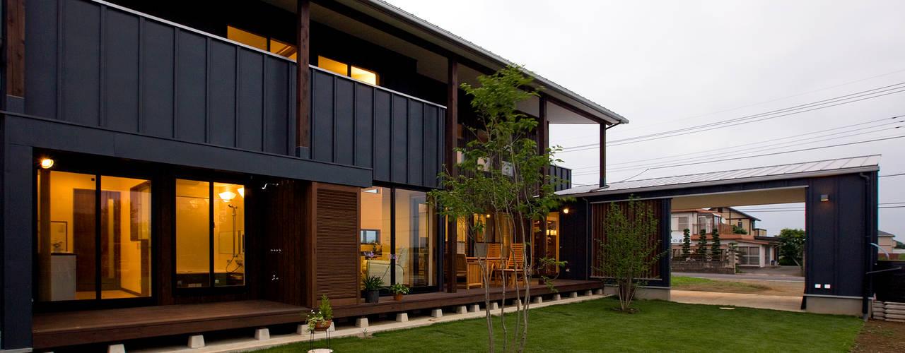 空間設計室/kukanarchi Maisons modernes