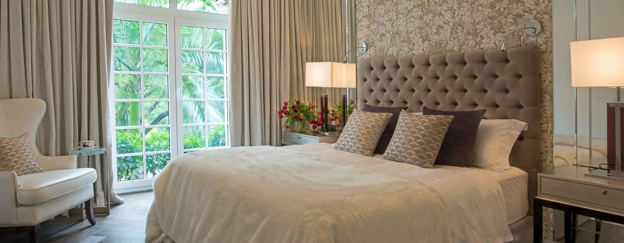 Maximalist Modern Modern style bedroom by Design Intervention Modern
