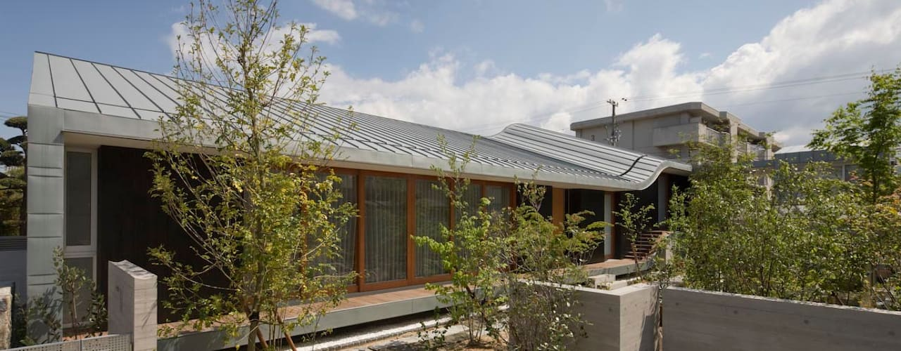 EDAMATSU House: 澤村昌彦建築設計事務所が手掛けた家です。
